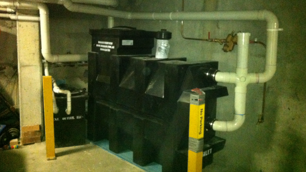 Northern Beaches Collaroy Grease Trap and Pump Station Installation in Carpark